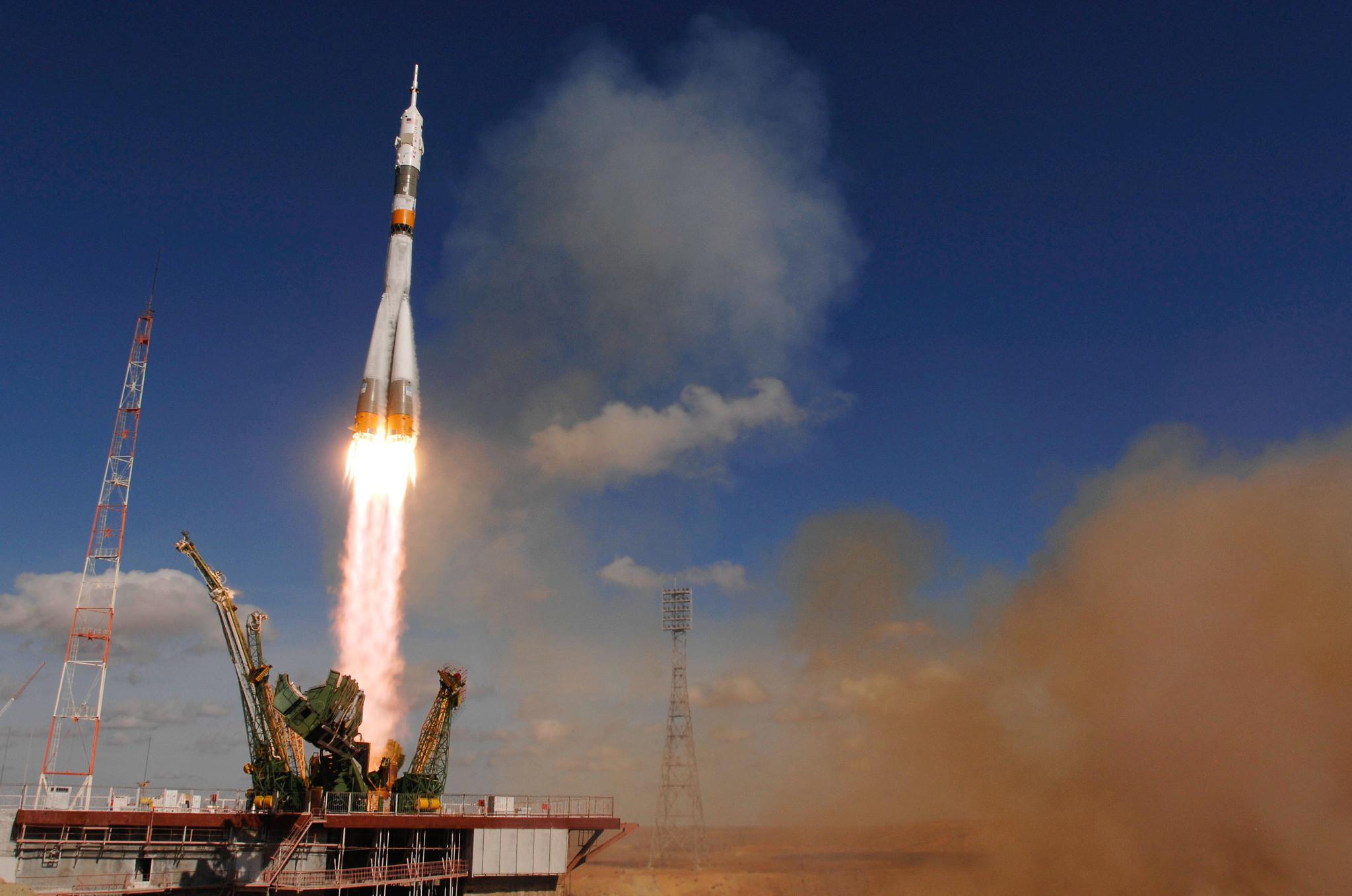 В США признали лидерство России и Китая в космосе