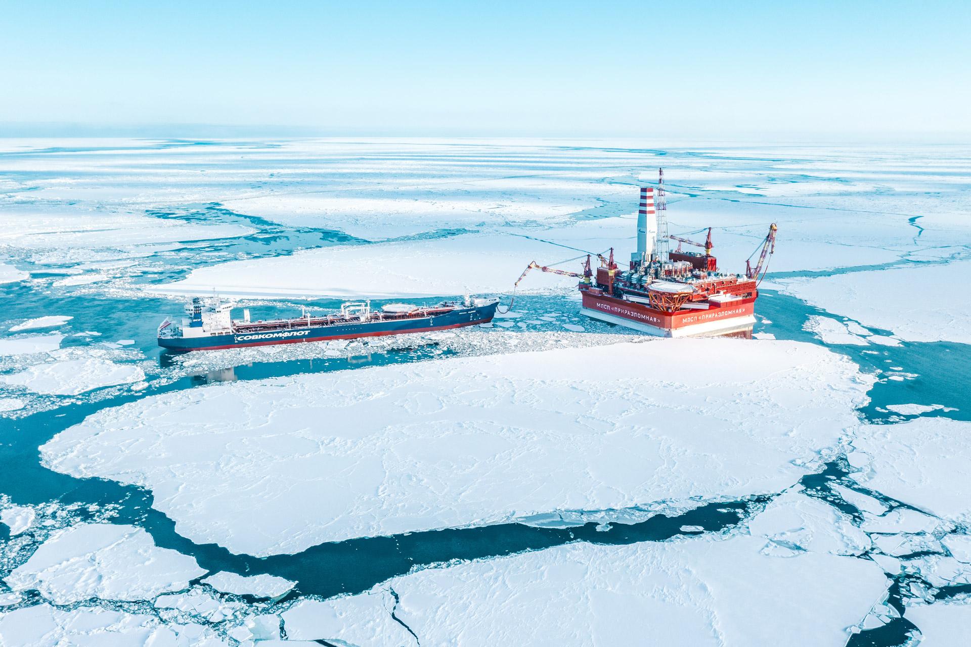 Норвегия объединяется с США для борьбы с Россией в Арктике
