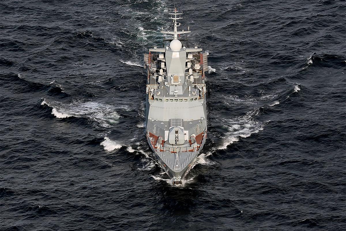 Флот России на Тихом океане пополнят шесть кораблей с «ужасающим» оружием