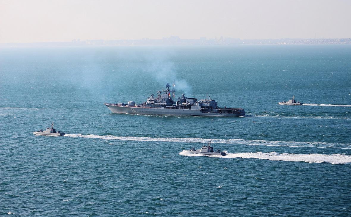 Учения НАТО в Черном море назвали предупреждением для России