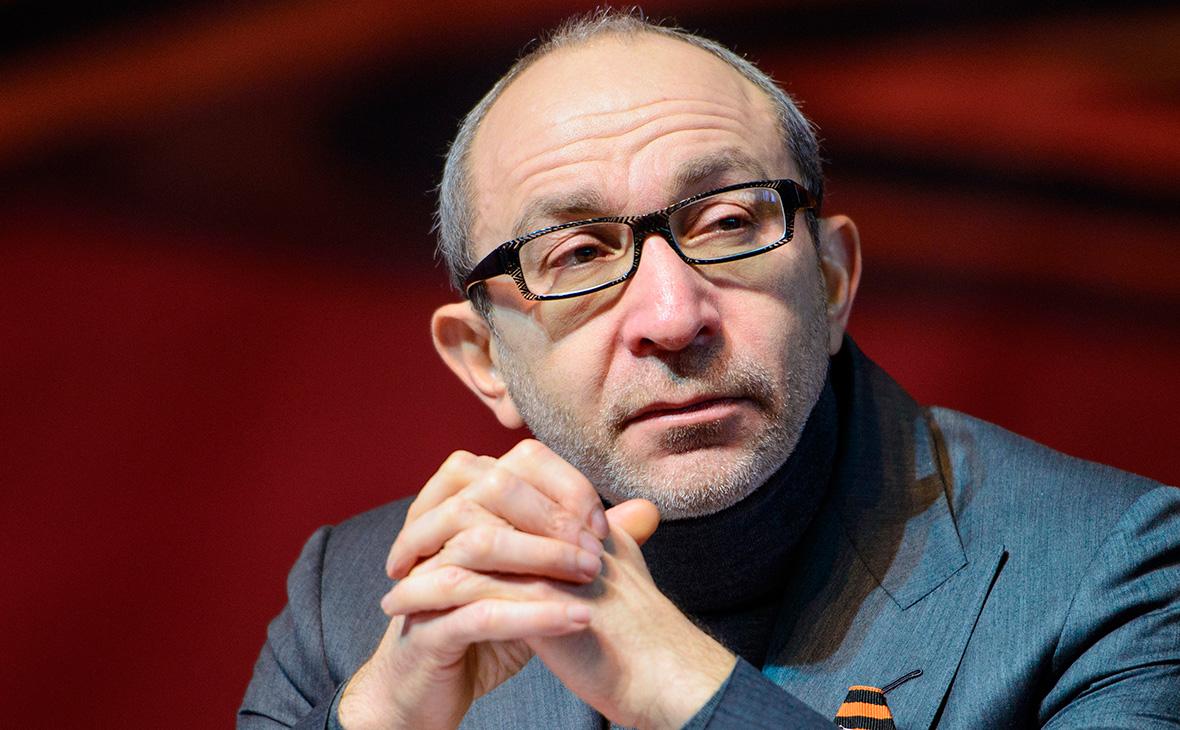 Мэр Харькова Кернес умер от коронавируса