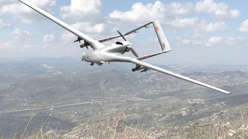 Российский дрон «Орион» провел первые пуски управляемых ракет