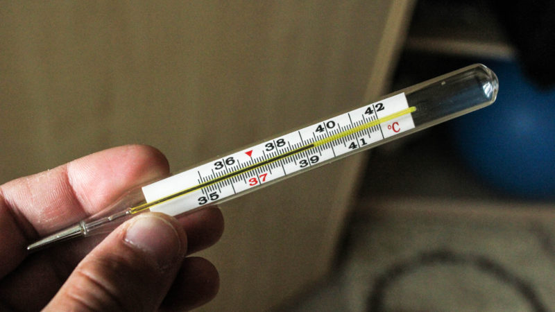 Врачи объяснили повышение температуры при коронавирусе