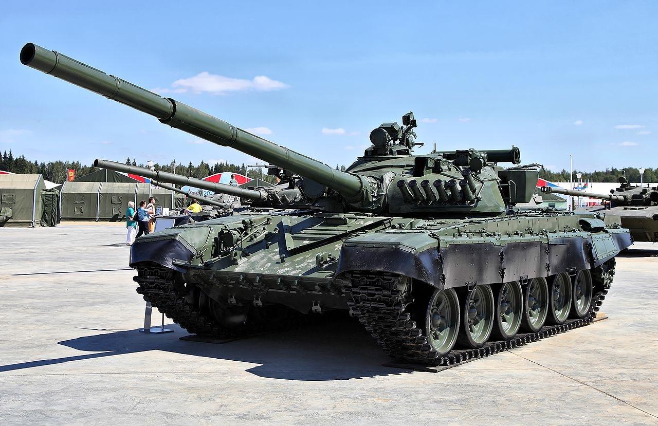 Американские военные отработали уничтожение российской техники