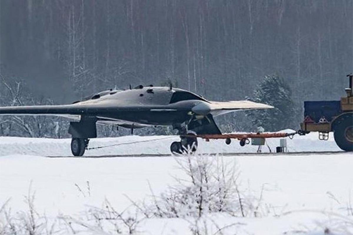 Российский тяжелый ударный дрон прошел первые испытания