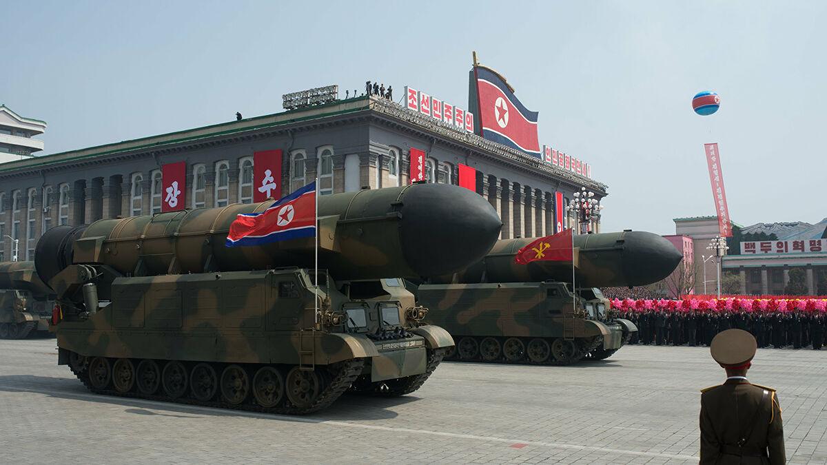 «Самое мощное оружие в мире» показали в Северной Корее