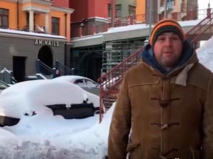 Илона Маска попросили вывезти на Марс снег из Подмосковья