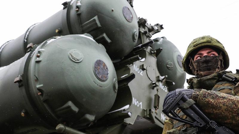 В Калининграде готовятся отразить ракетный удар условного противника