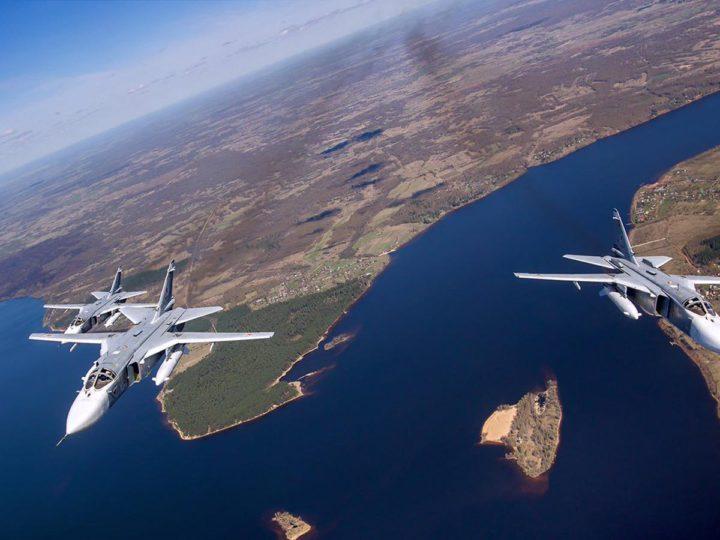 Российскую ПВО в Черном море «прорвали» американские ВВС