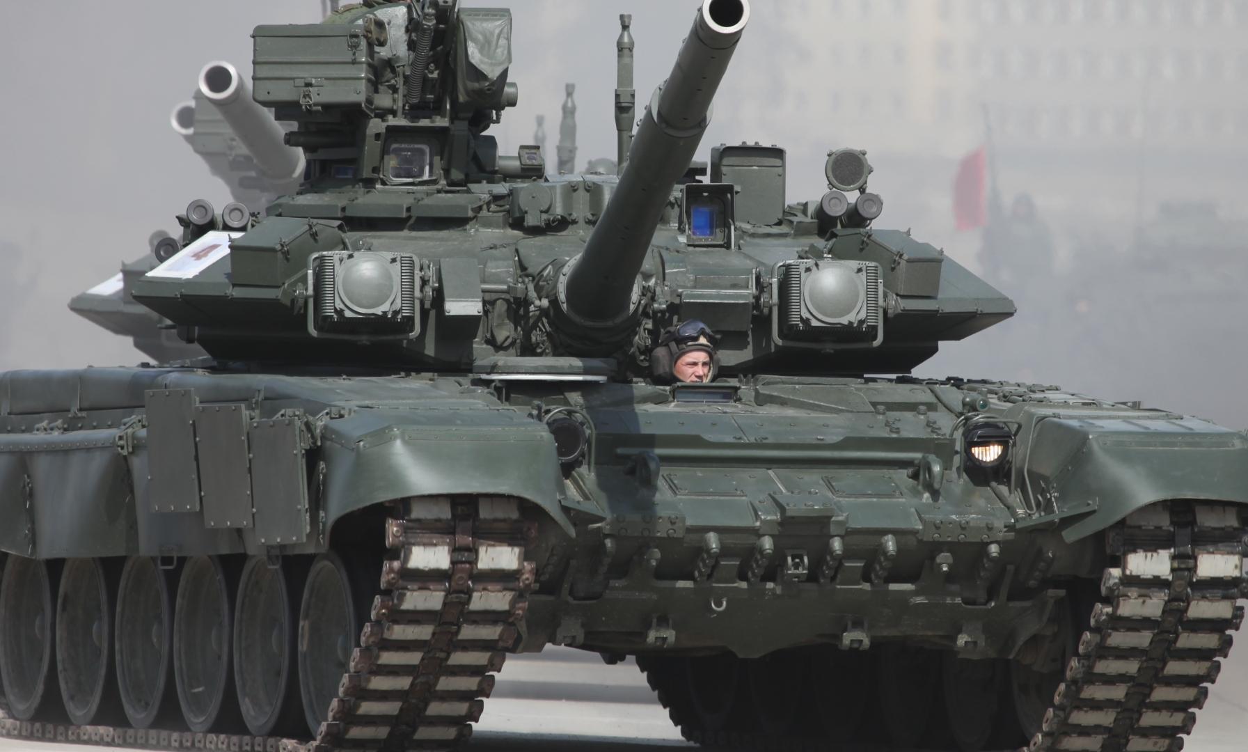 Броню для танков в России будут делать из проволоки