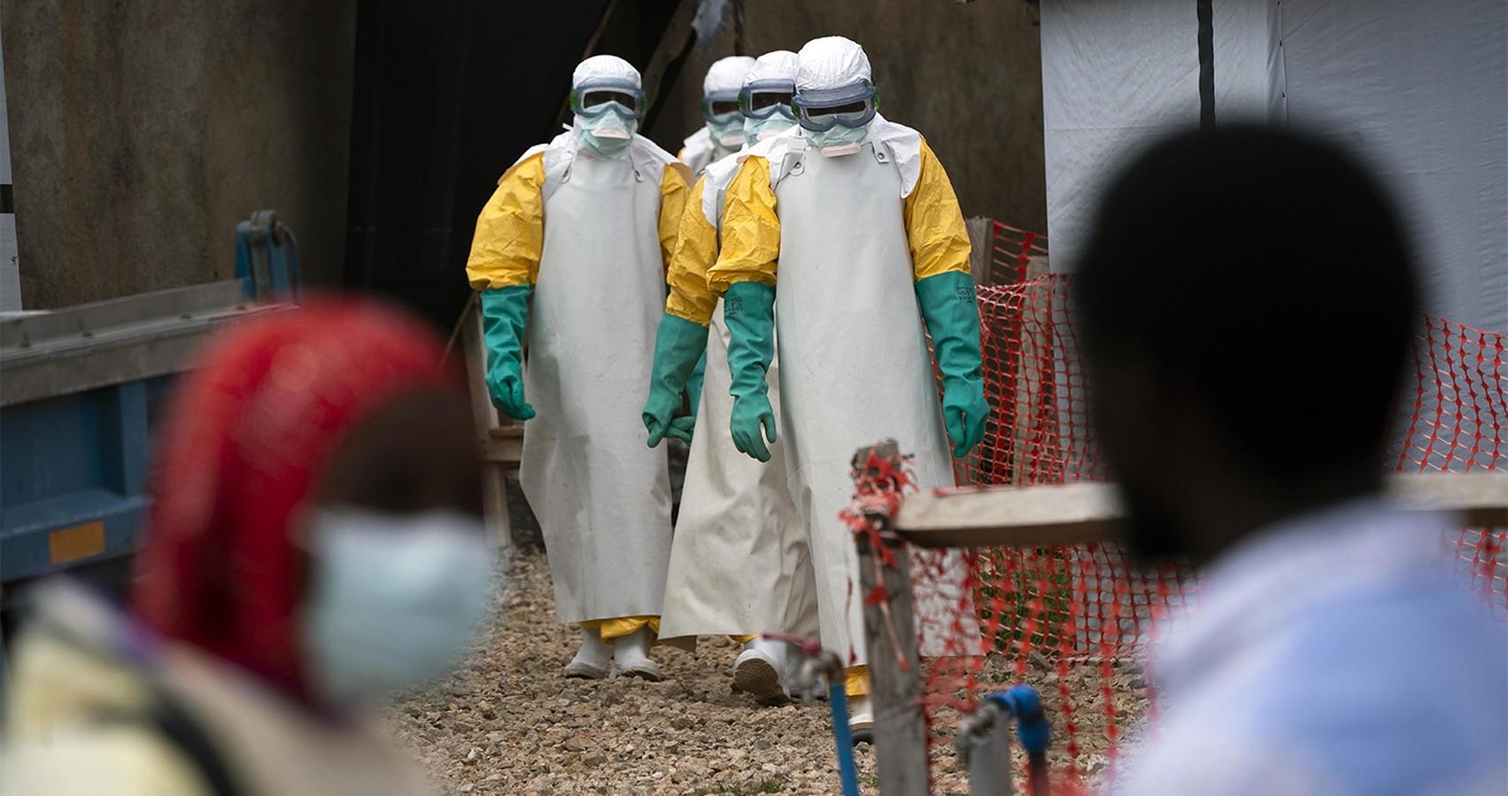 В ВОЗ оценили влияние Эболы на коронавирус