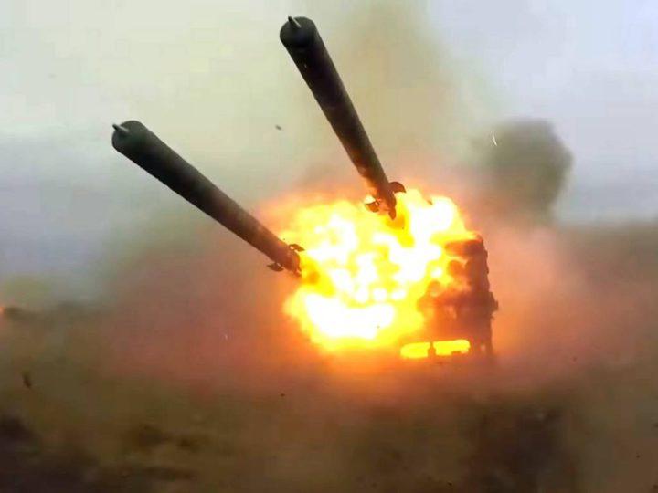 Новейшую огнеметную систему испытают в России