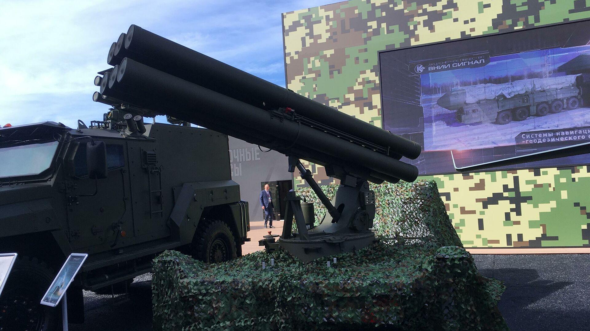 Новый мощный ракетный комплекс создадут в корпорации «Ростех»