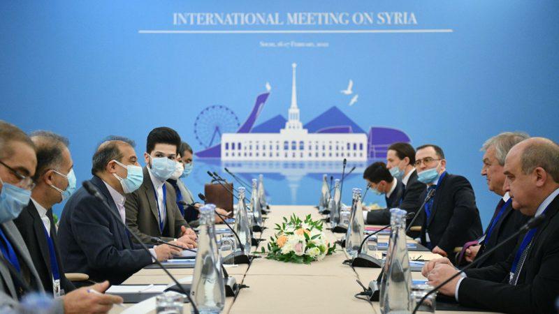 Россия заявила о возможных провокациях с химоружием в Сирии