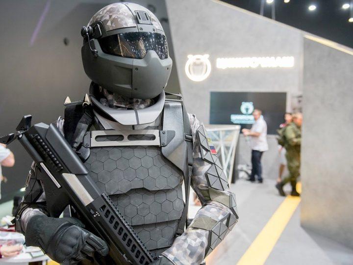 Российского военного осудили за продажу экипировки солдата будущего