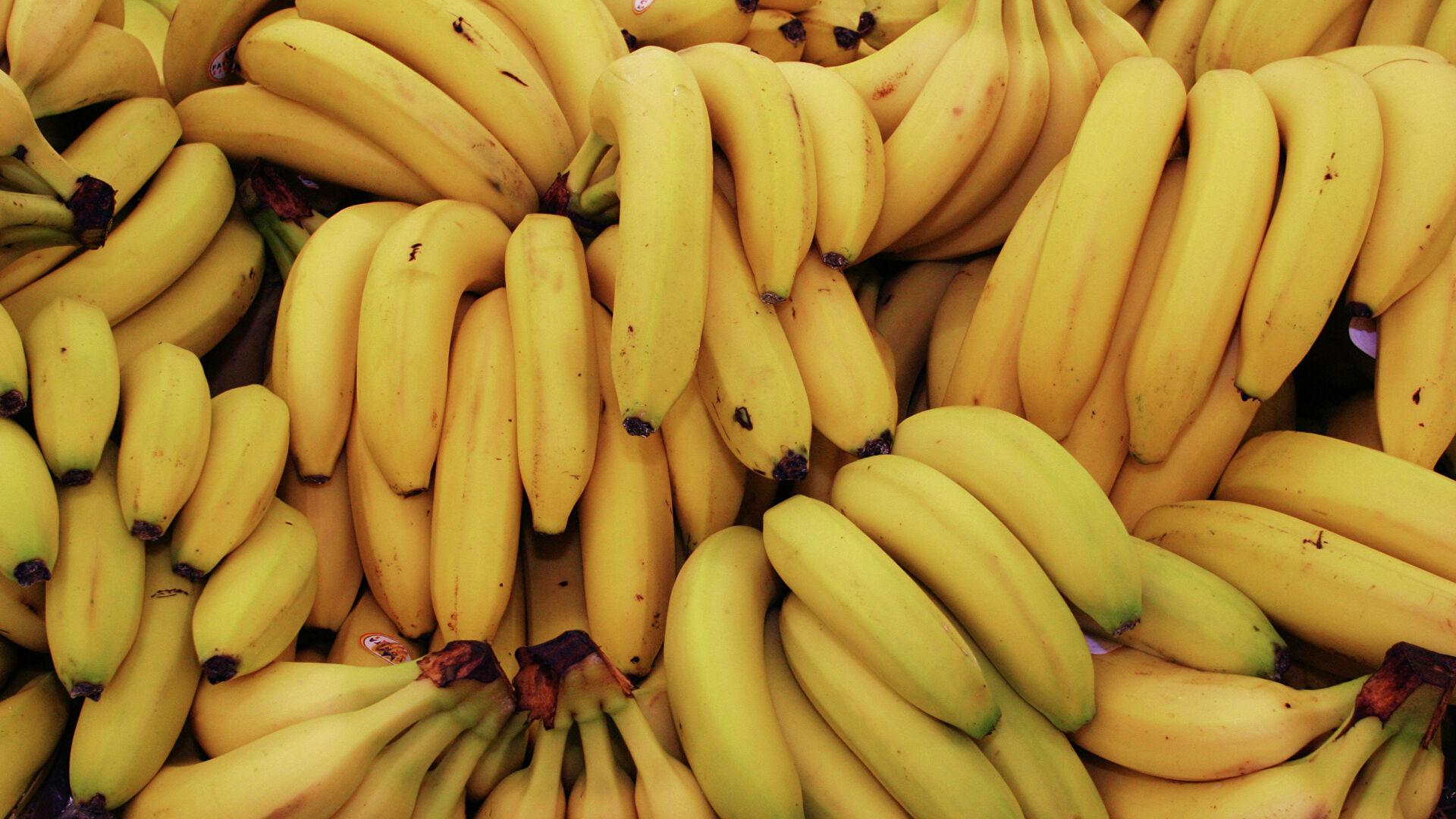 Россия столкнулась с дефицитом бананов
