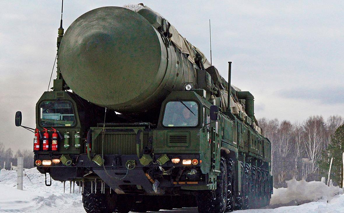 Стали известны главные цели ракетного комплекса «Ярс»