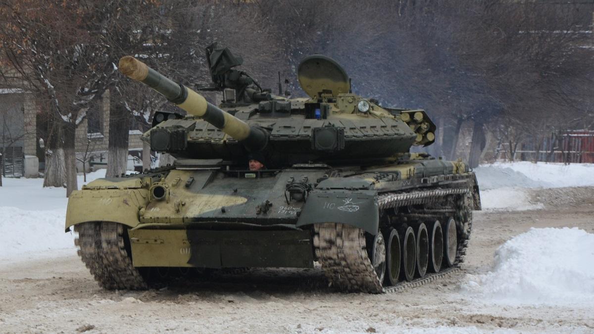 Американских военных обучат воевать на украинских танках