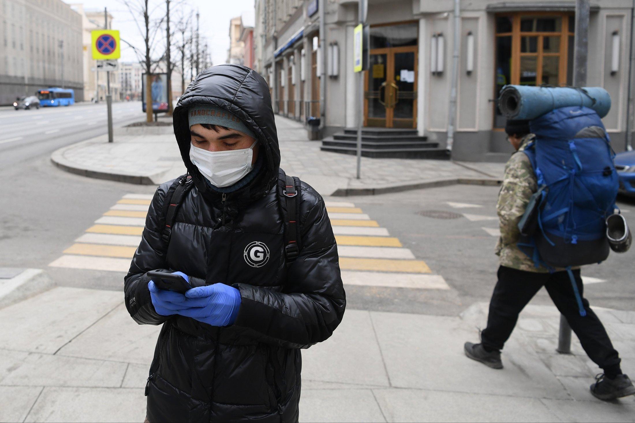 Роскомнадзор заблокировал почти тысячу фейков о коронавирусе