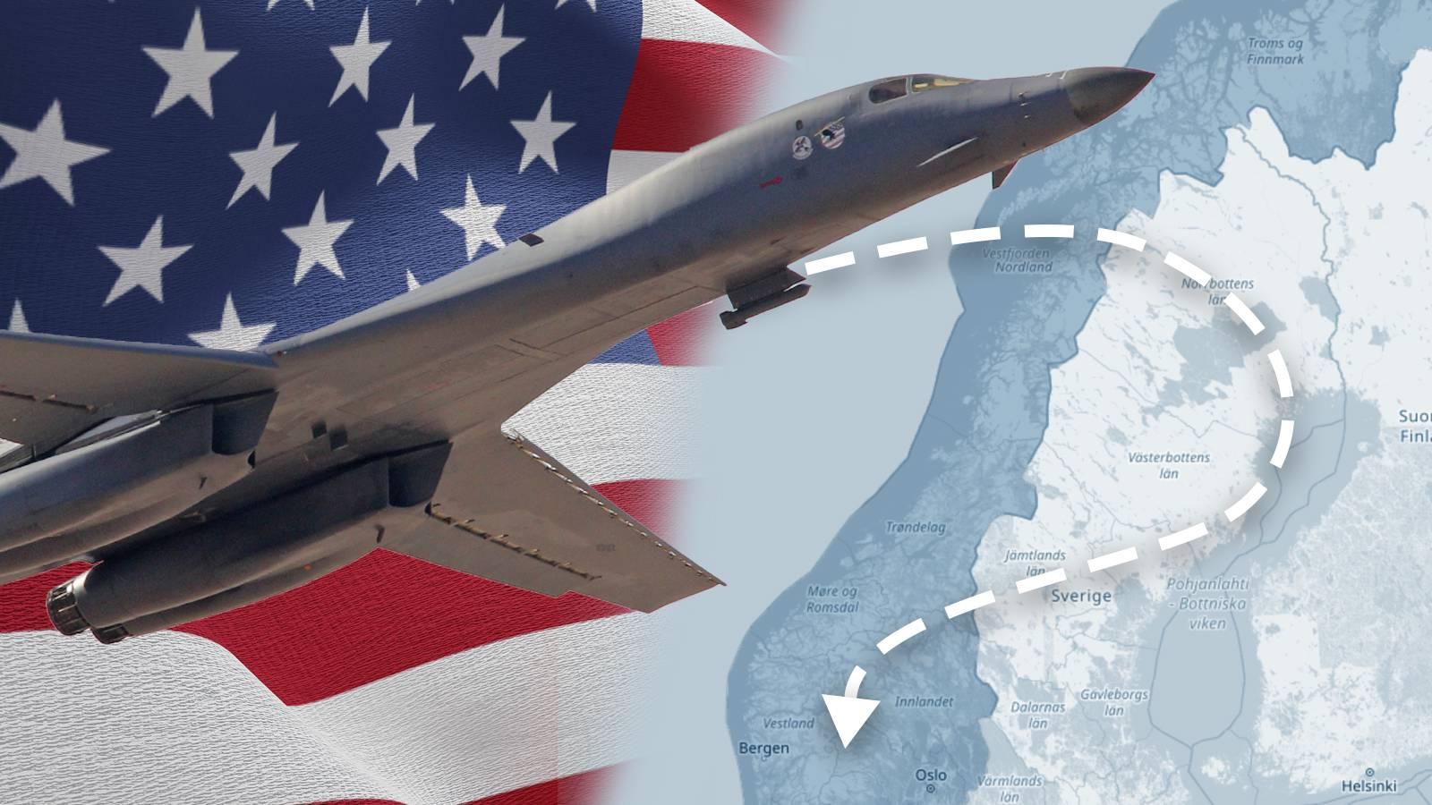 Норвегия наращивает военную активность у границ России