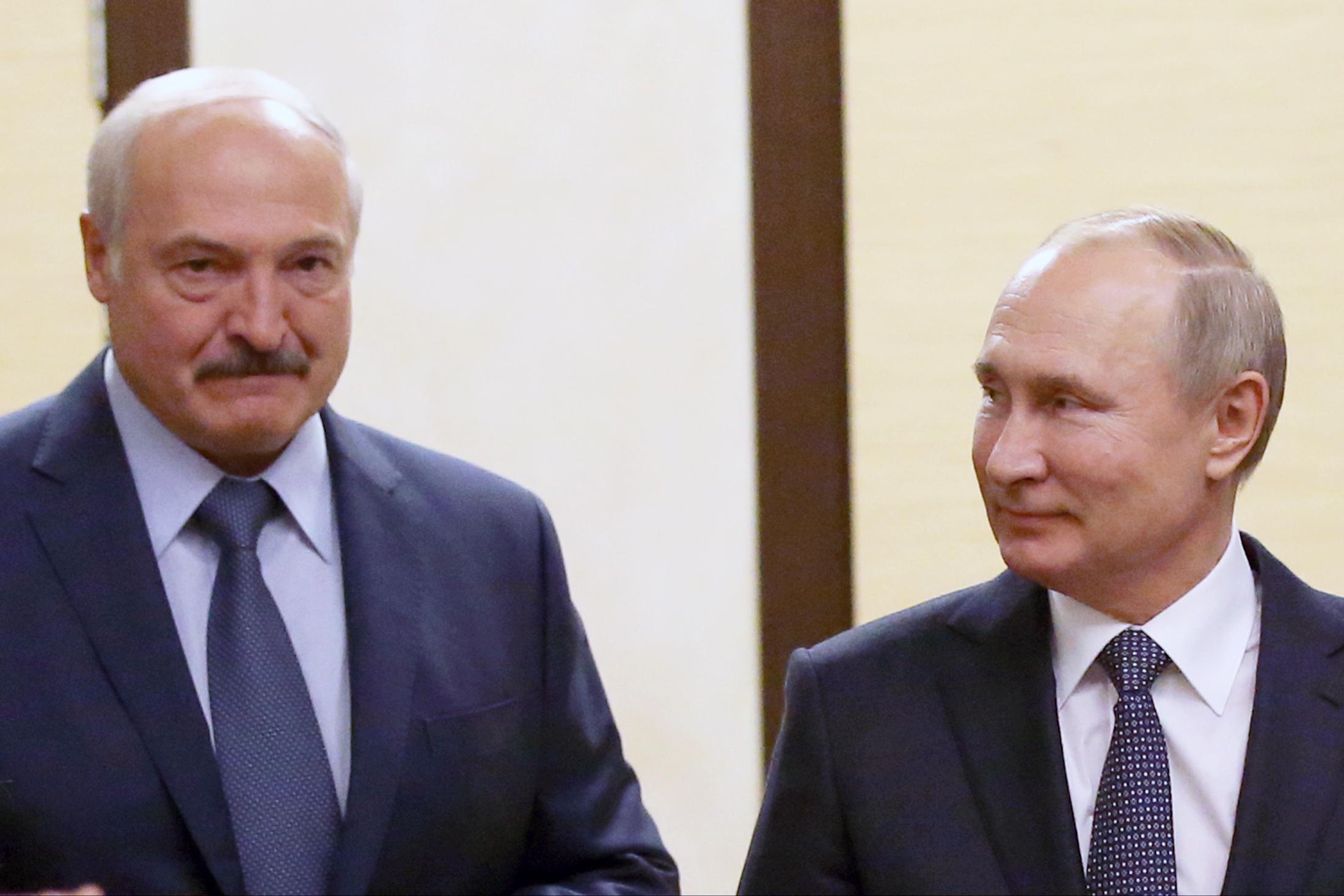 Стала известна повестка встречи Лукашенко и Путина