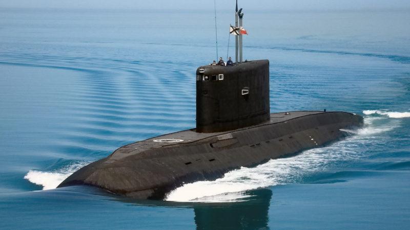 Секрет известной как «Черная дыра» подлодки раскрыли в ВМФ