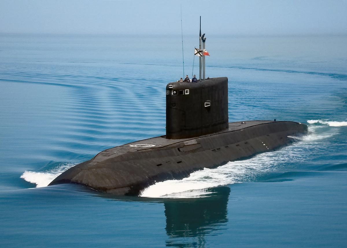 Российская субмарина пропала с радаров НАТО
