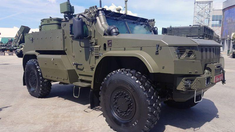 У российской военной техники будет новая броня