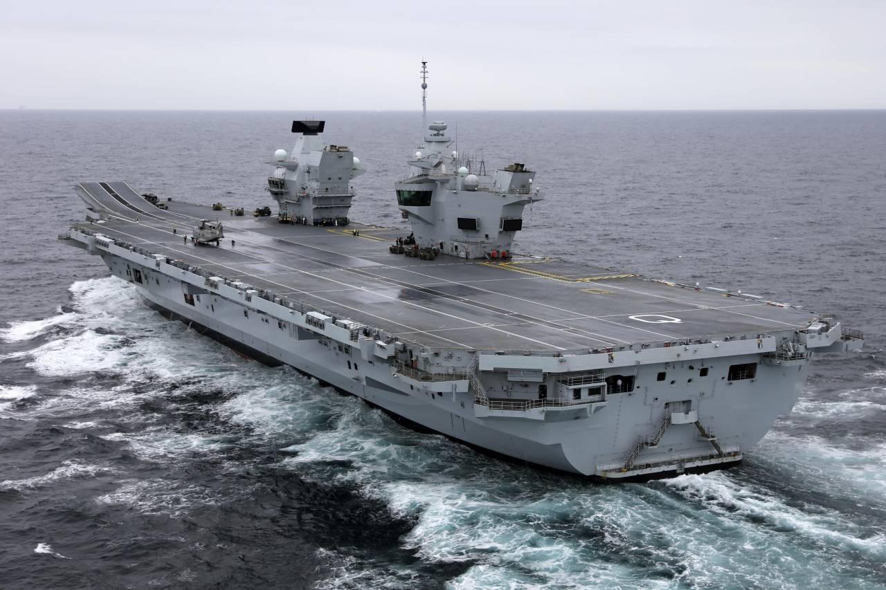 Страны Прибалтики проводят морские учения вместе с британцами