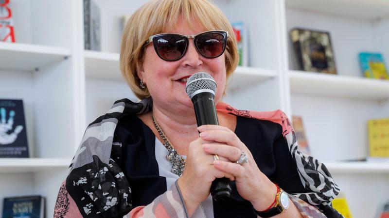 Умерла российская писательница Татьяна Полякова