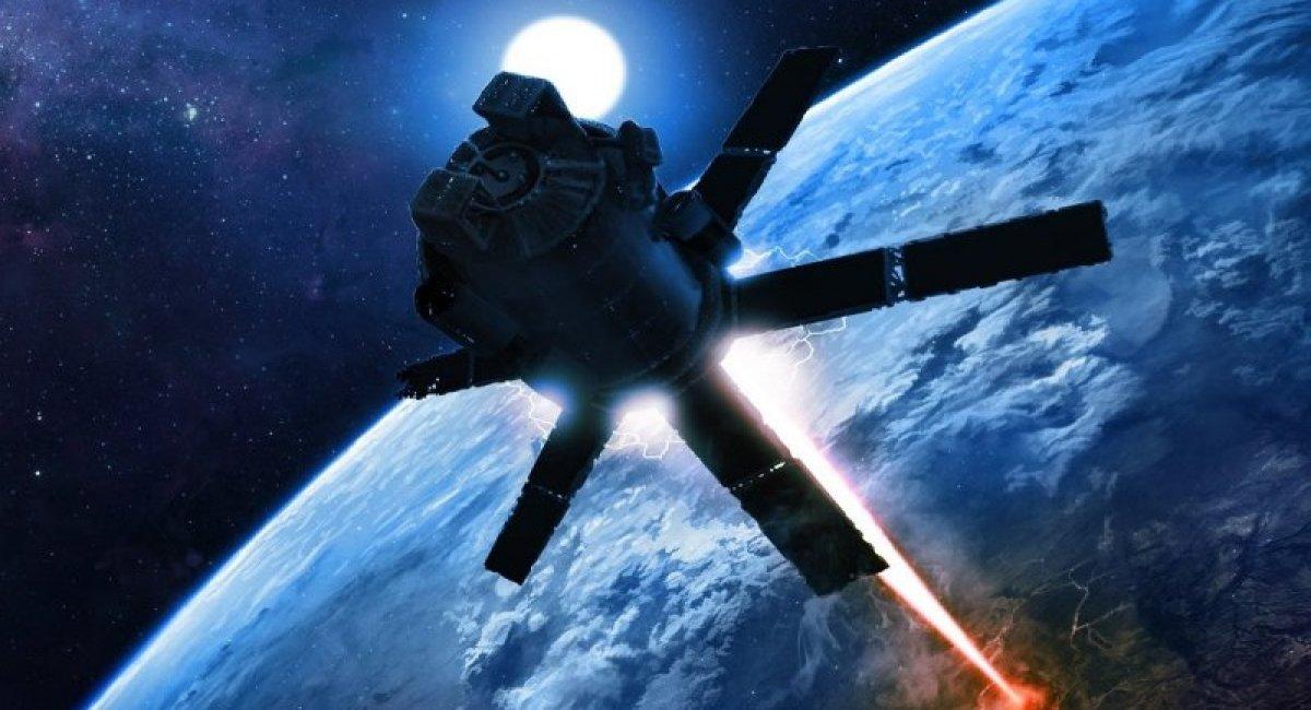 В космосе появились боевые группировки конкурентов России