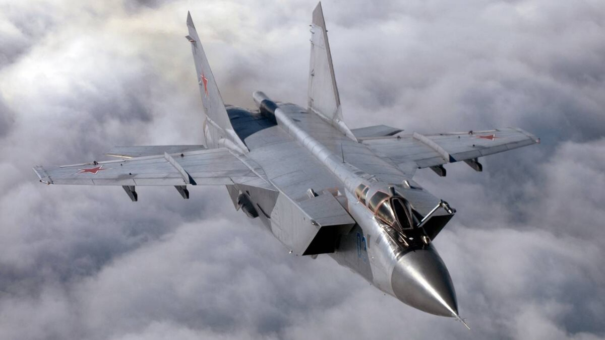 МиГ-31 будут перехватывать баллистические ракеты