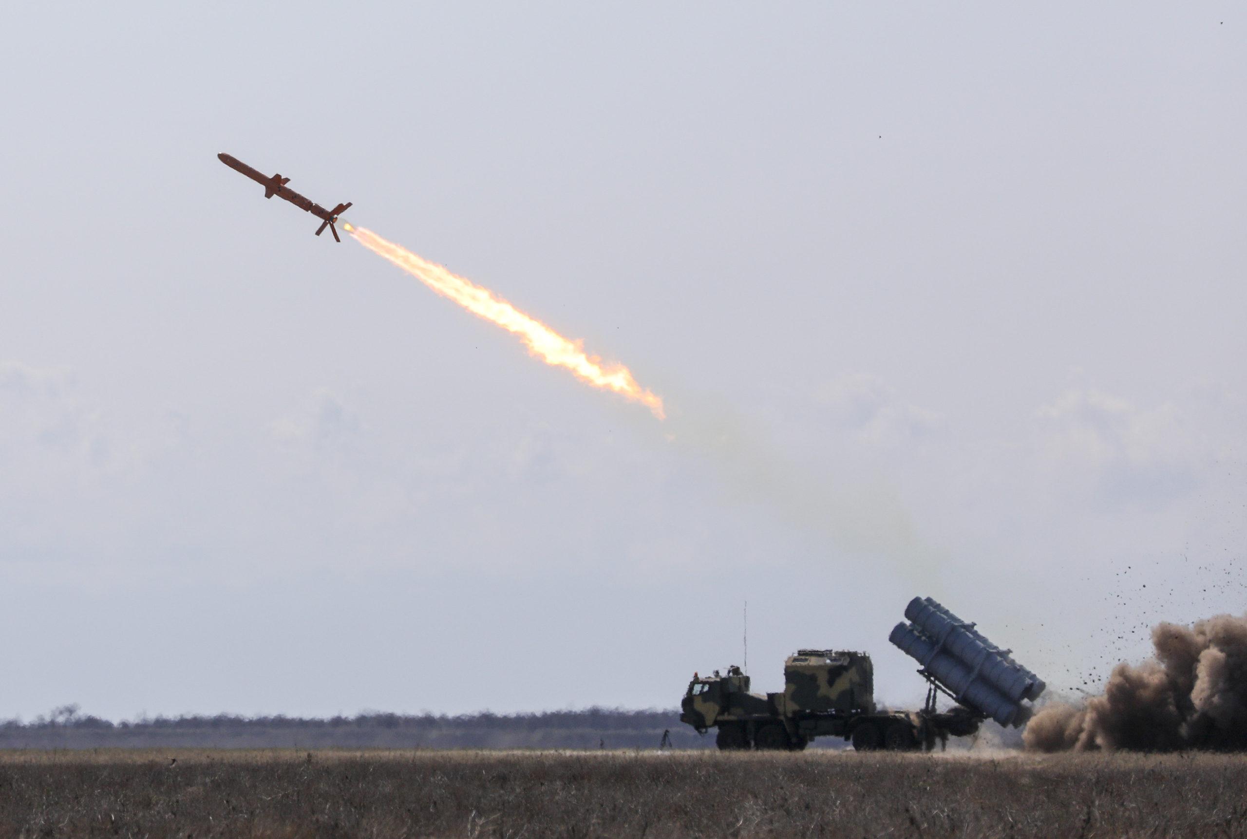 Украинский флот вооружился «уничтожителем» Крымского моста