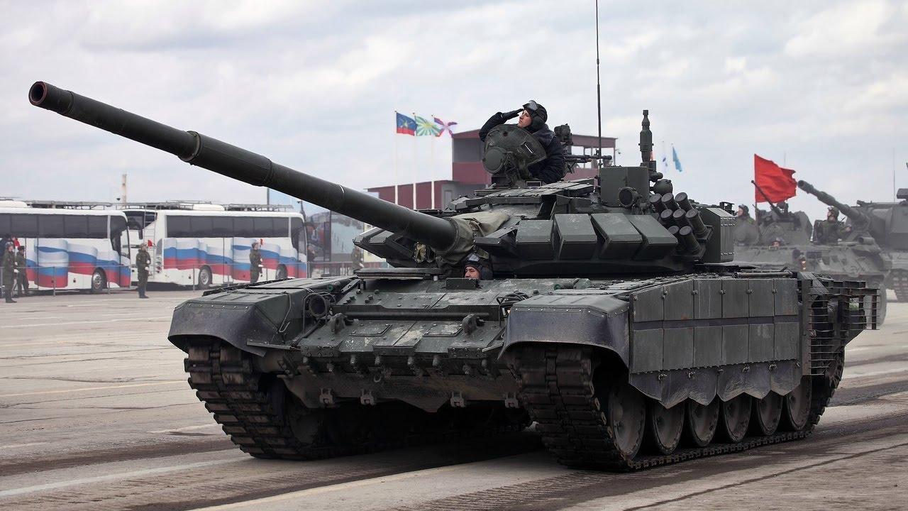Американцы научатся тысячами уничтожать российские танки