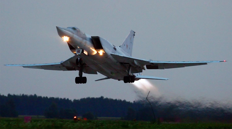 Под Калугой погибли трое летчиков Ту-22М3