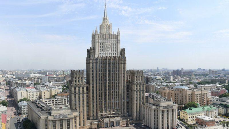 МИД России посоветовал американцам держаться подальше от Крыма