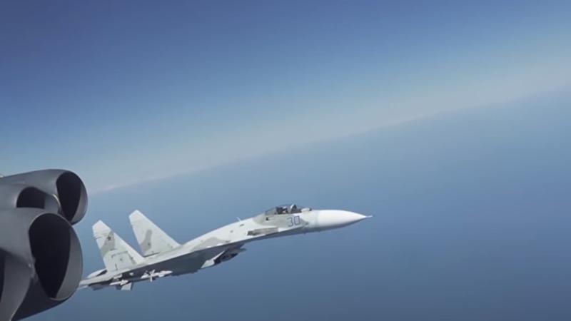 Воздушное вторжение России предрекли в США