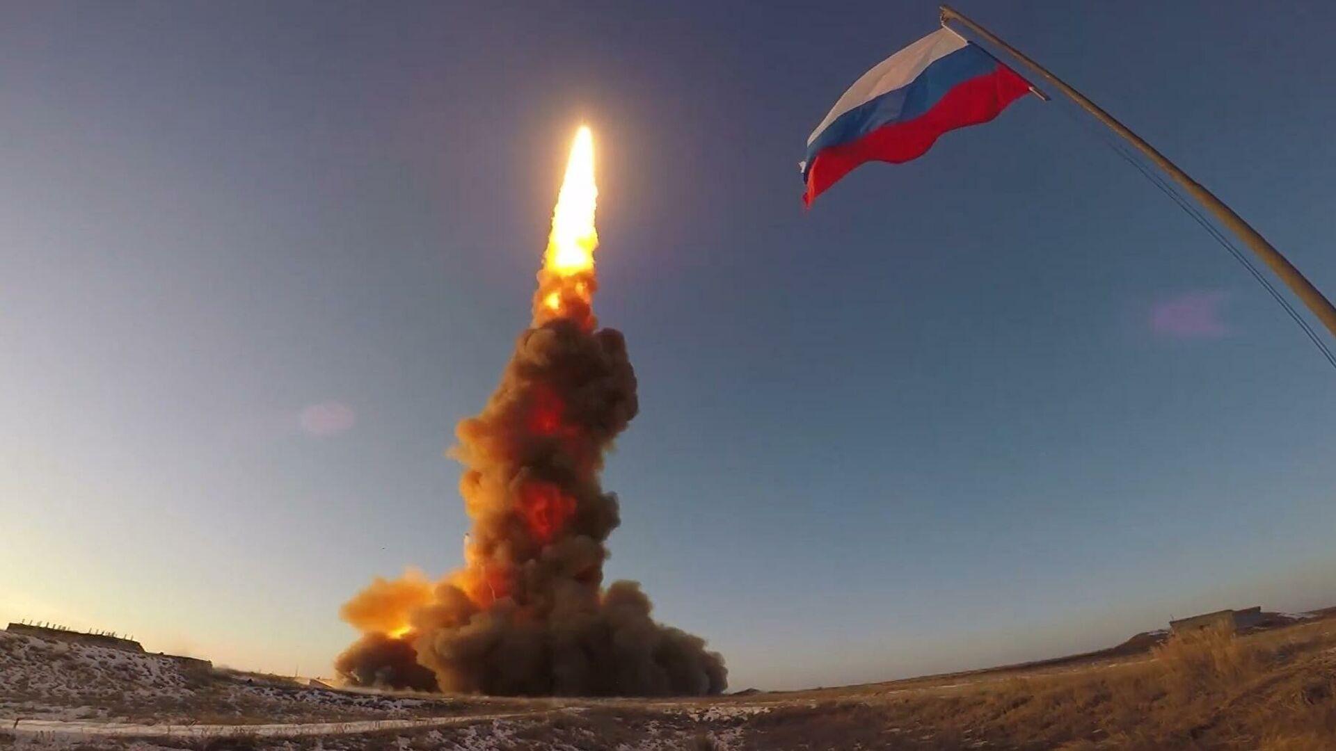 Новую ракету системы ПРО испытали в России