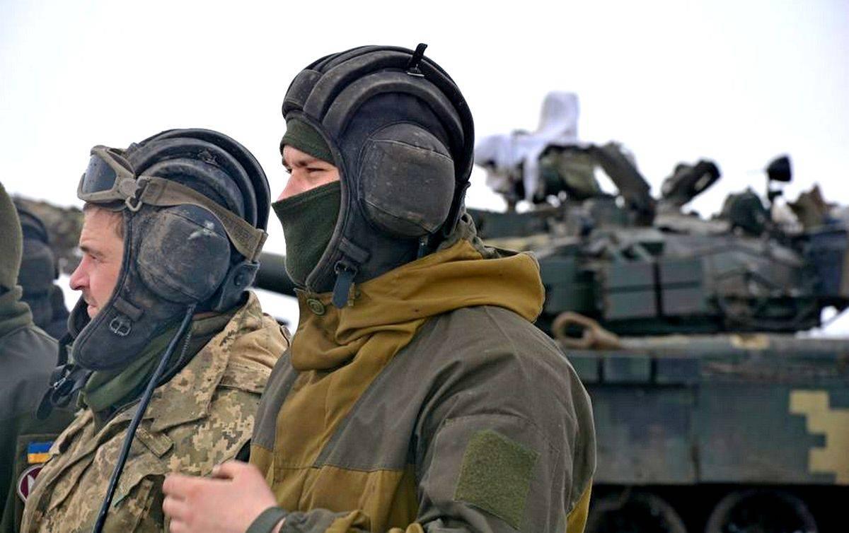 В ДНР ожидают наступления Украины на Донбасс