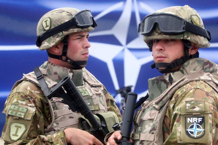 Польских военнослужащих заметили на Донбассе