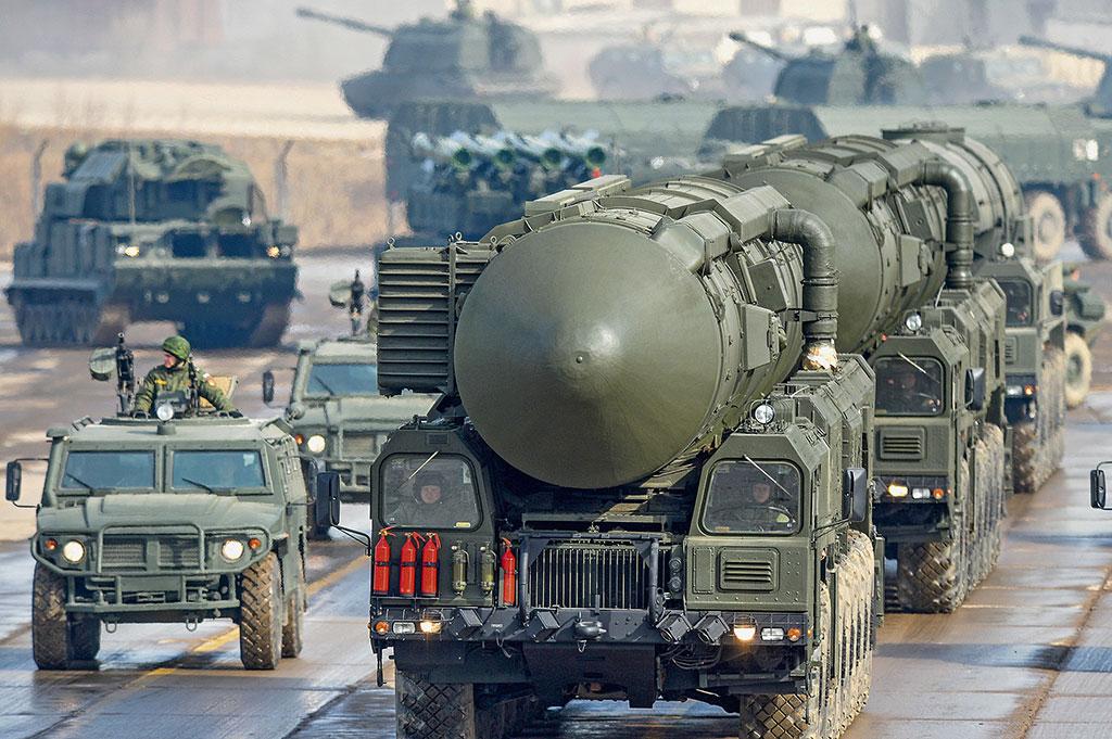 В ракетных войсках начались контрольные проверки