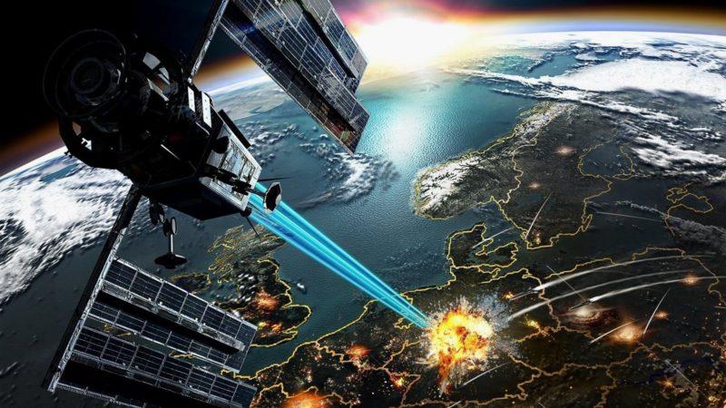 Эксперт рассказал о перспективах лазерного оружия