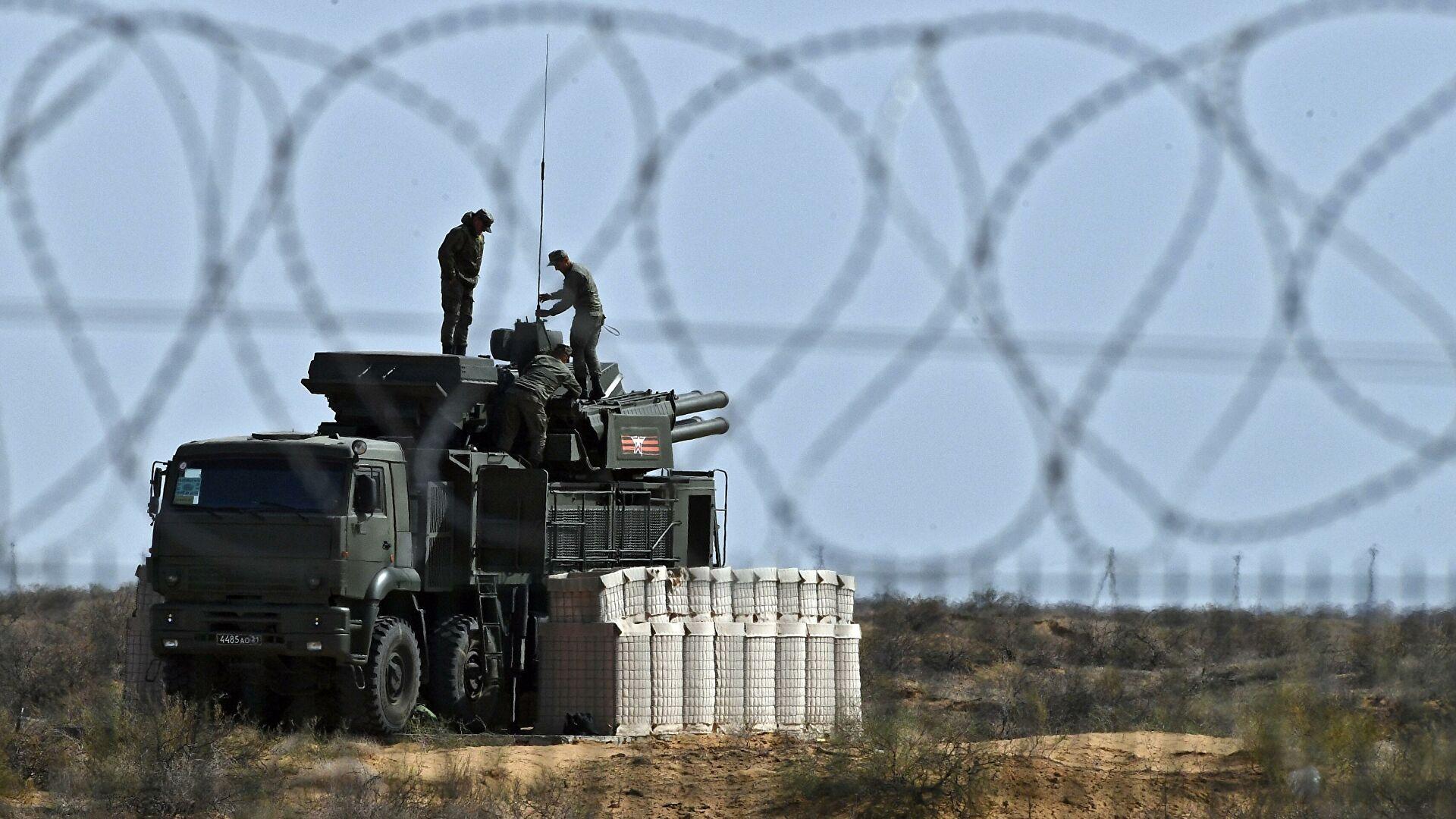 Правительство одобрило создание объединенной ПВО России и Таджикистана