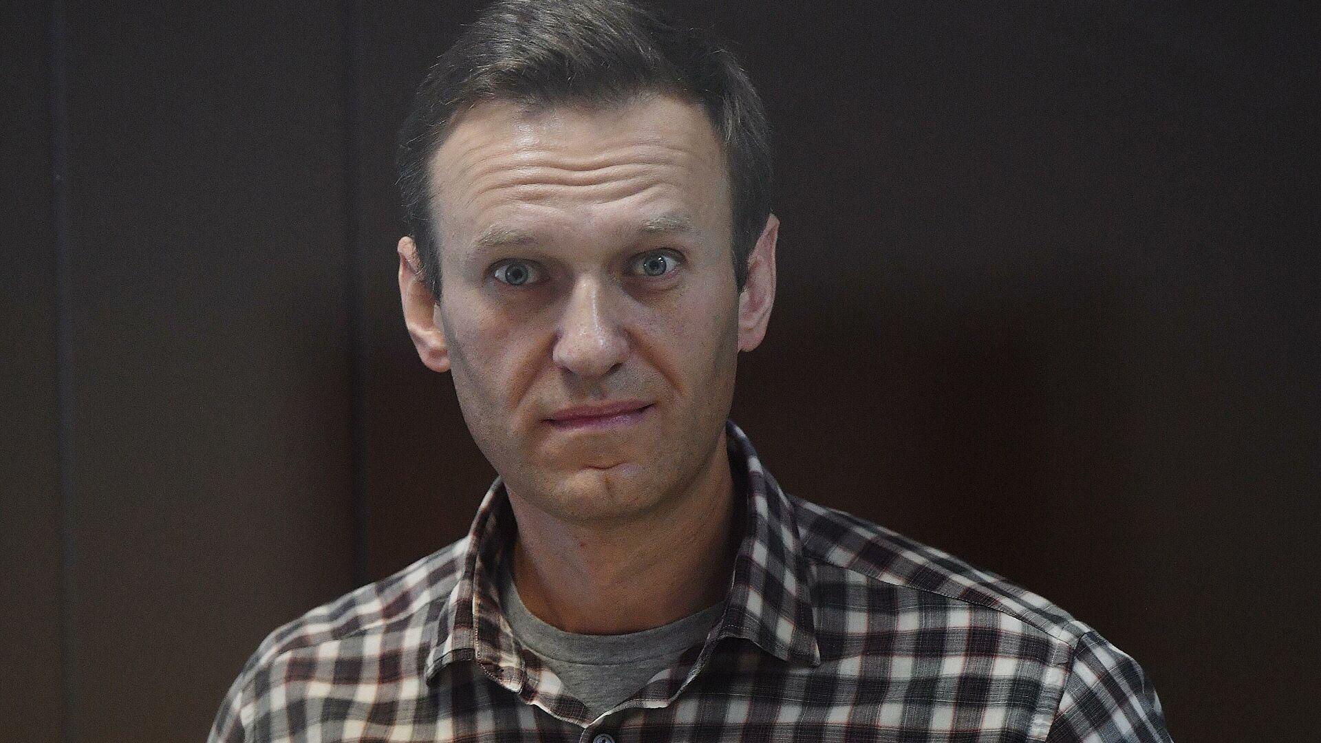 ФСИН: Навальный восстановился после голодовки