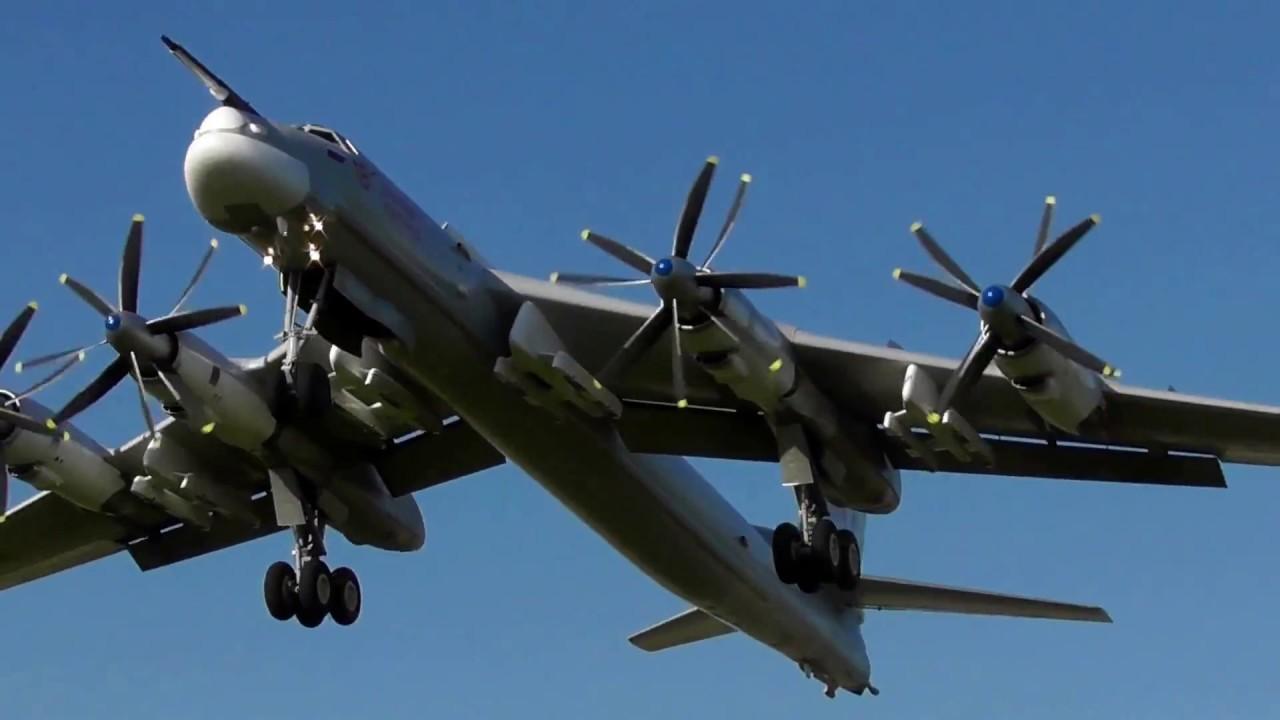 ВВС США пожаловались на «серьезную нагрузку» из-за российских самолетов