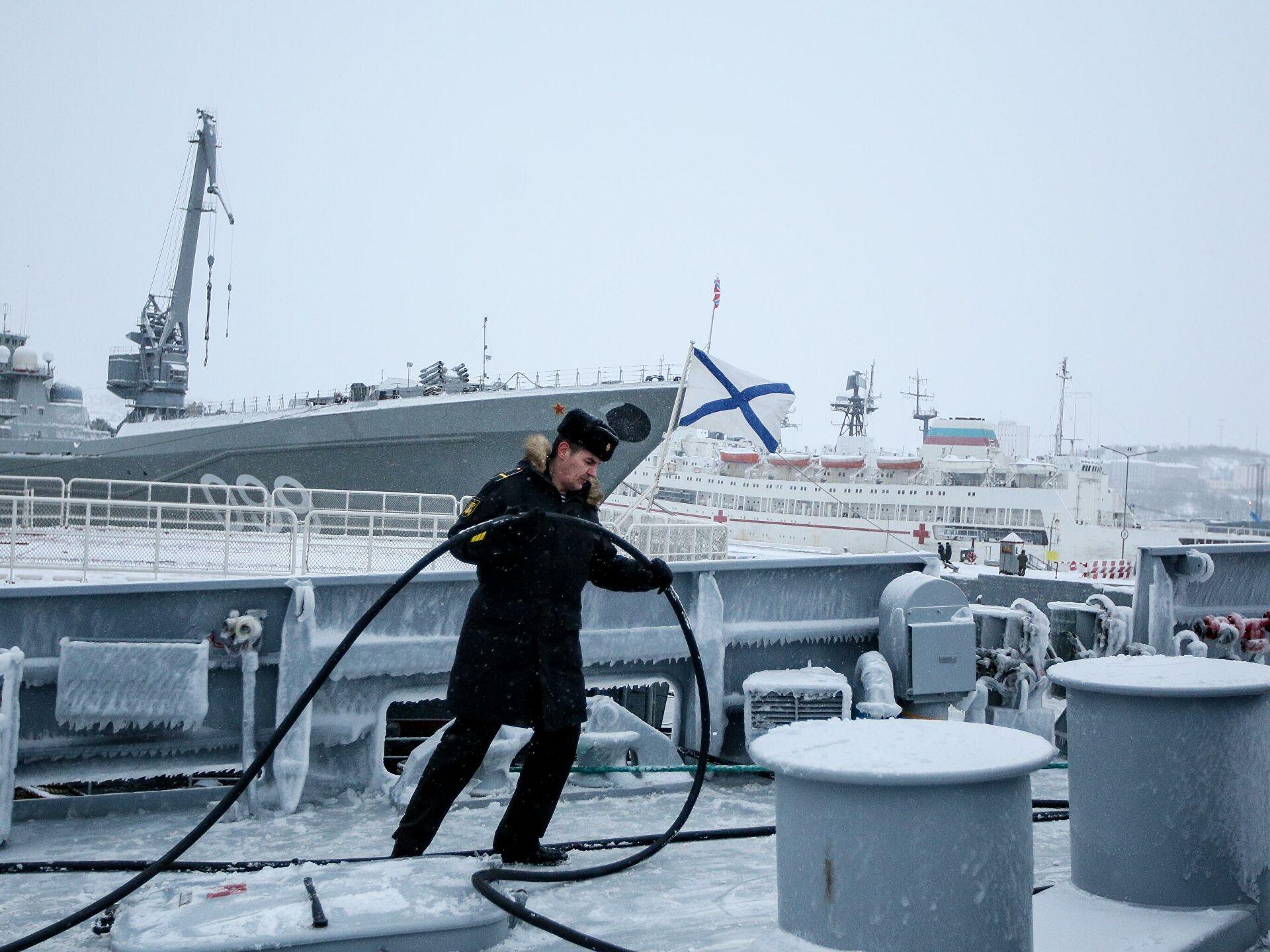 В Арктике осенью пройдут стратегические учения