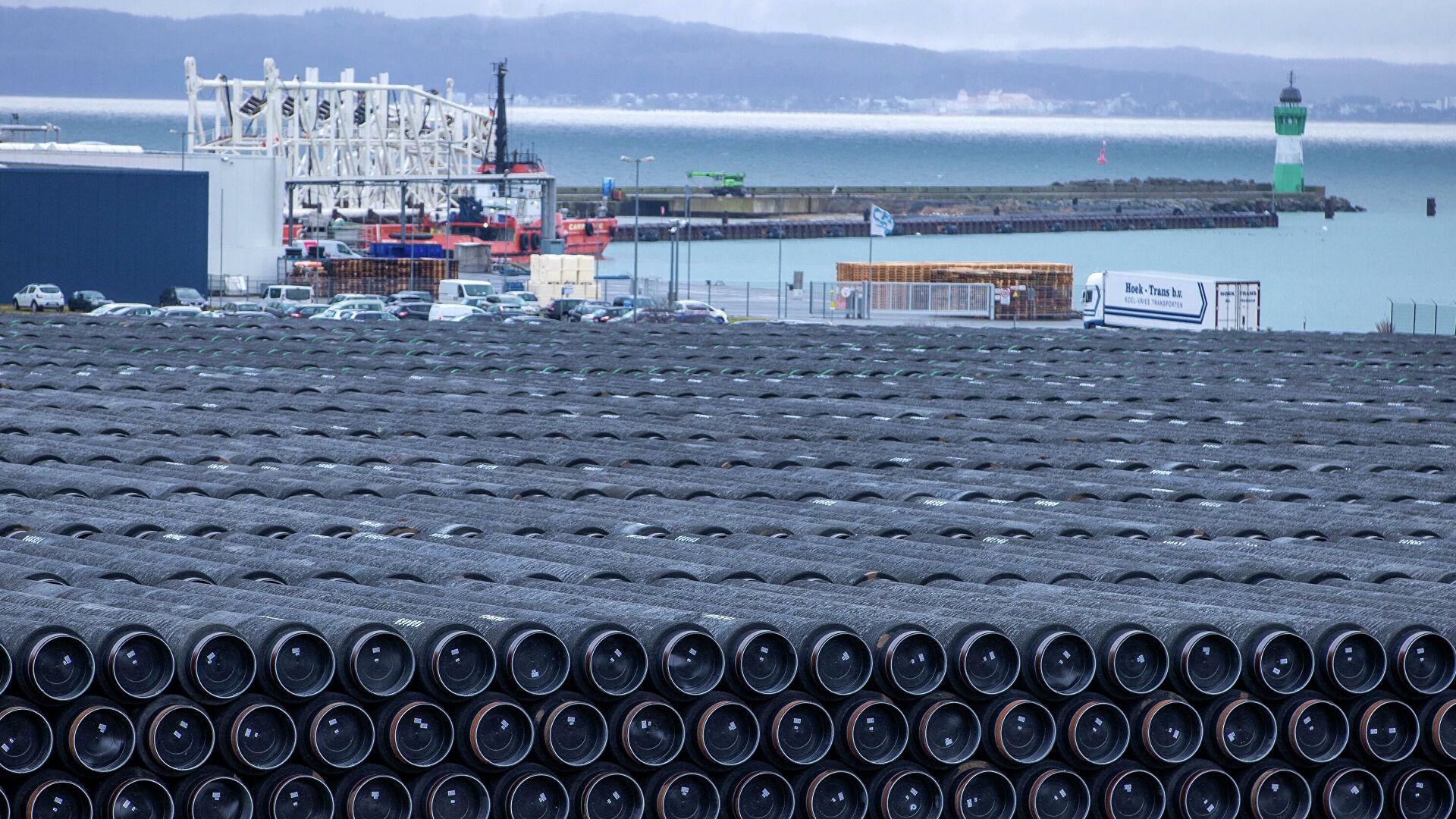 Стал известен срок окончания строительства «Северного потока — 2»