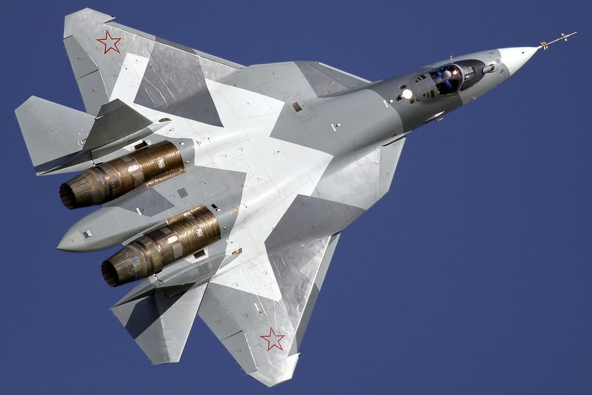 Американский эксперт назвал Су-57 худшим истребителем пятого поколения