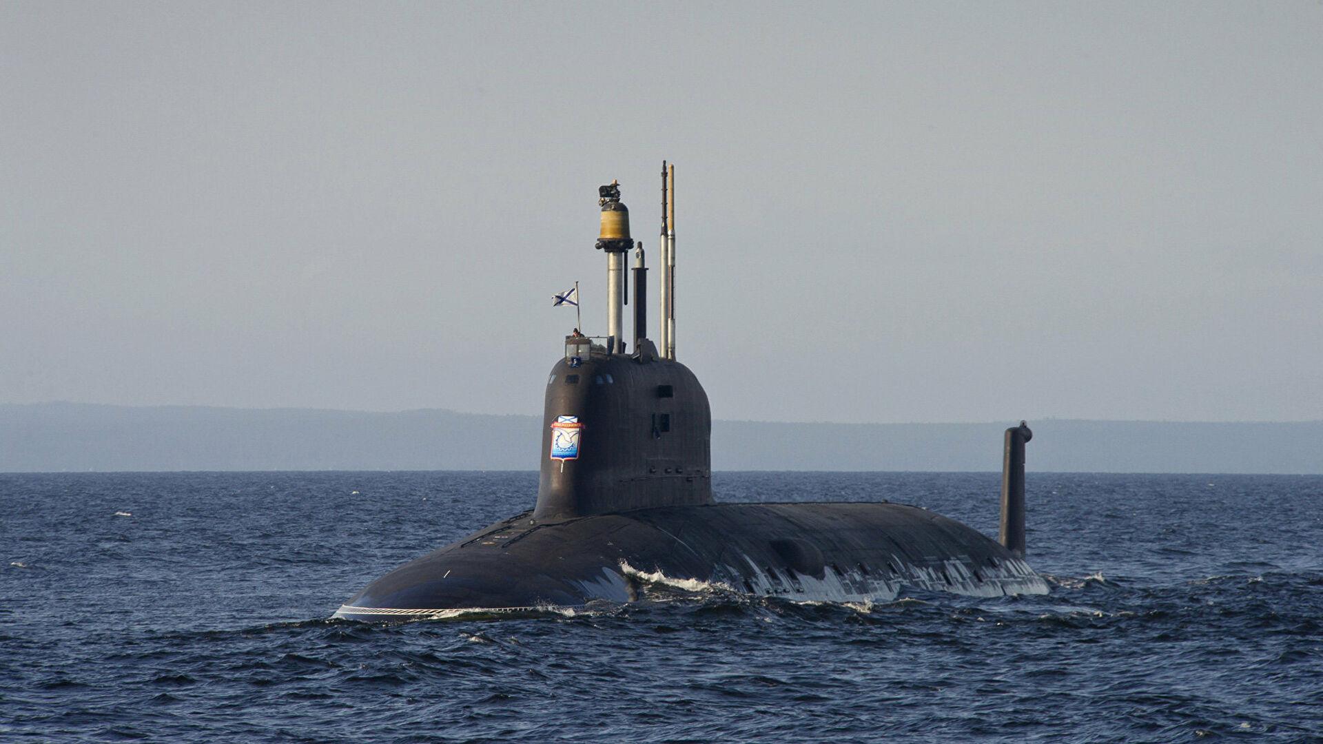 Названы особенности новой российской подлодки «Красноярск»