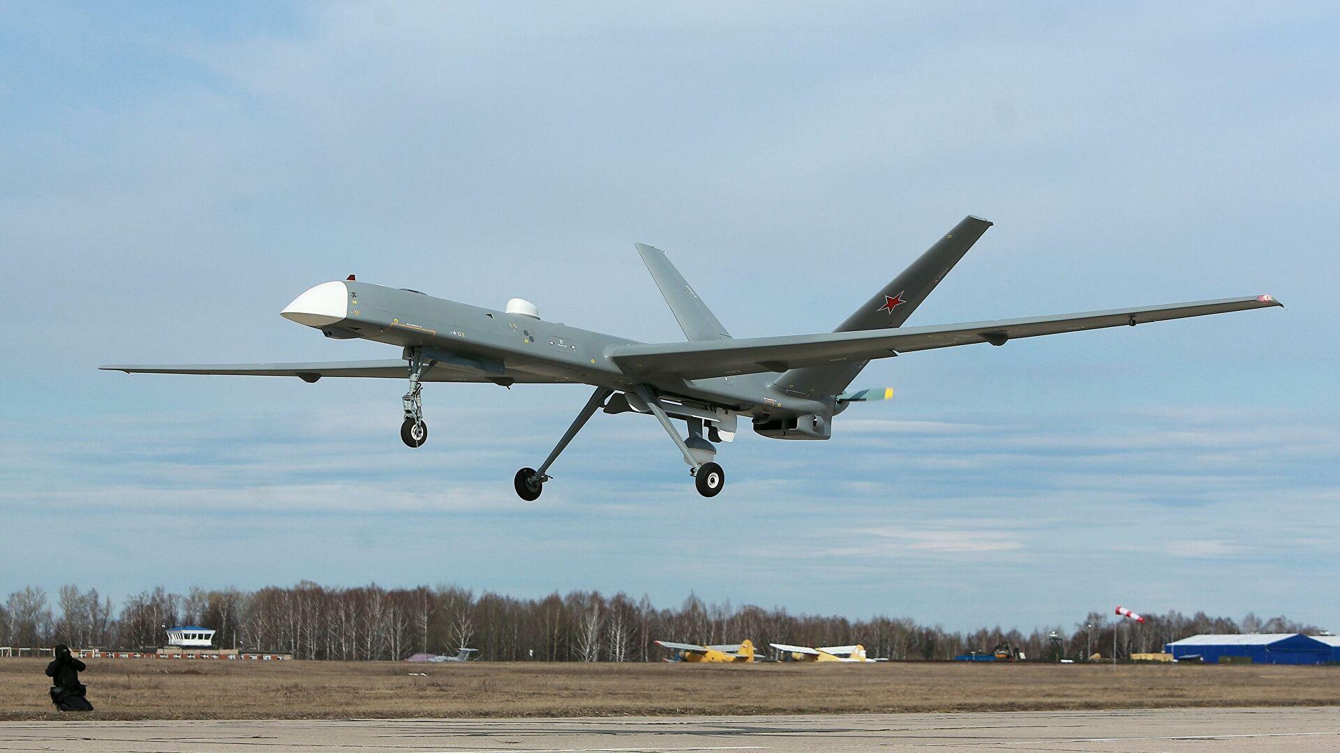 Россия проведет испытания беспилотного истребителя танков